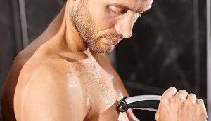 mejor afeitadora corporal philips