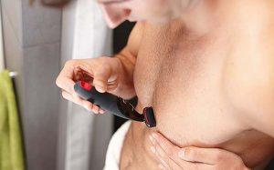 afeitadora electrica para el cuerpo