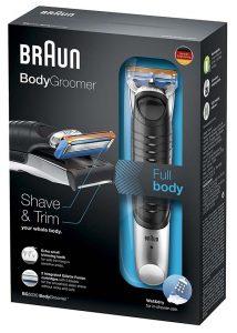 afeitadoras corporales braun precio