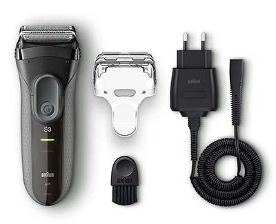 mejor afeitadora eléctrica braun