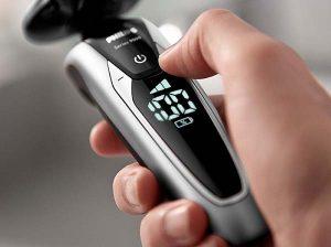 afeitadora eléctrica barba philips