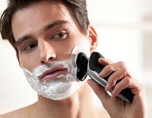 maquina afeitar eléctrica