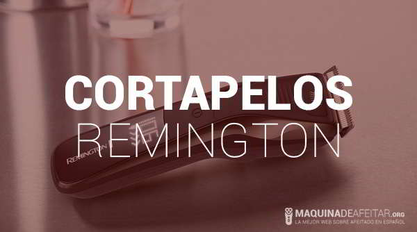 Cortapelos Remington