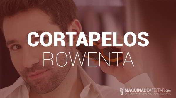 Cortapelos Rowenta