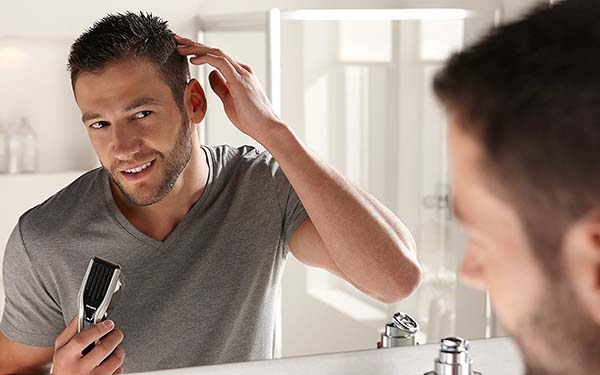 mejor maquina para cortar el pelo philips