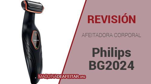 Afeitadora Corporal Philips BG2024