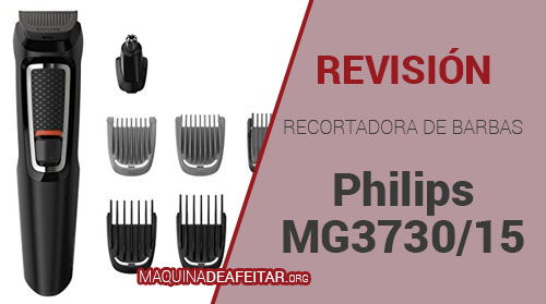 Recortadora de Barba Philips MG3730/15
