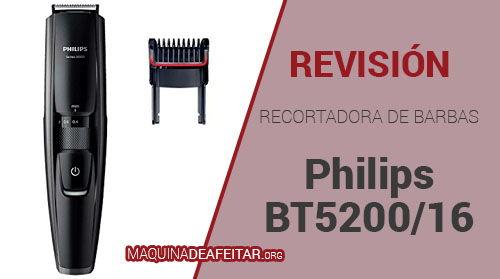 Recortador de Barba Philips BT5200/16