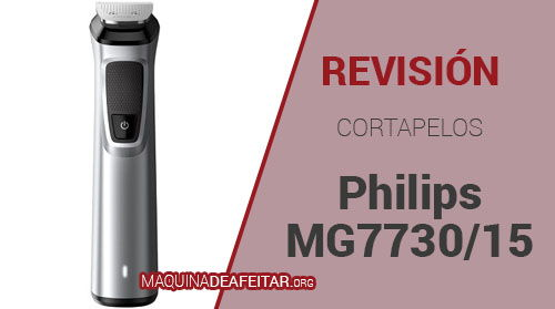 Cortapelos Philips MG7730/15