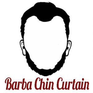 barba chin curtain