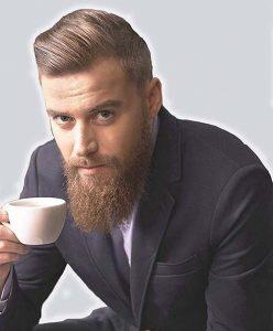 balsamo para la barba