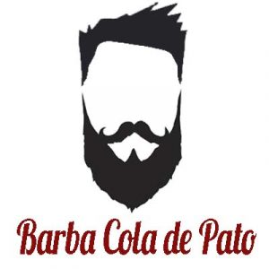 barba cola de pato