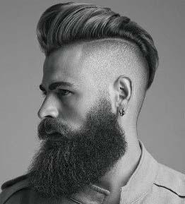 como usar la crema para la barba