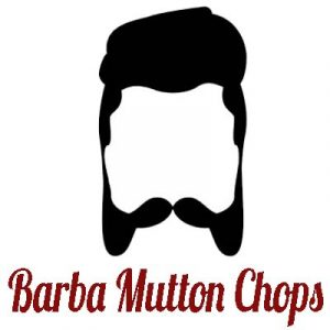 barba mutton chops