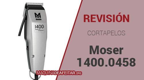 Cortapelos Moser 1400.0458