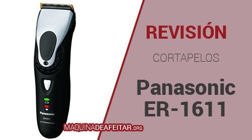 Cortapelos Panasonic ER-1611