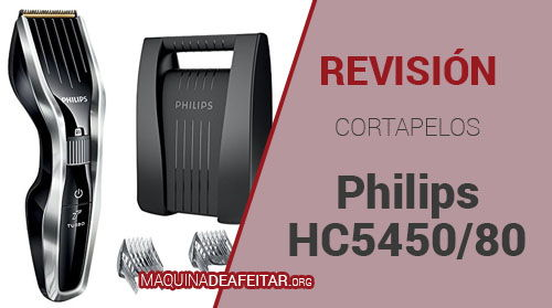 Cortapelos Phillips HC5450/80