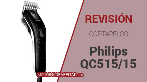 Cortapelos Philips QC5115/15