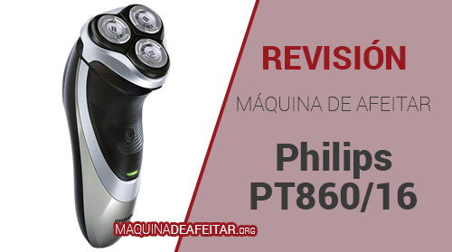 Máquina de Afeitar Philips PT860/16