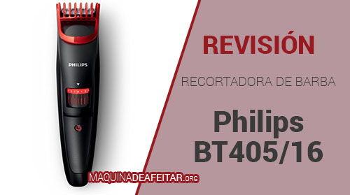 Recortador de Barbas Philips BT405/16