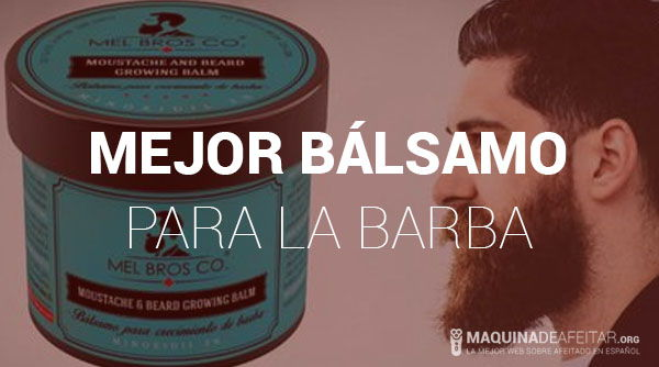 Bálsamo para Barba