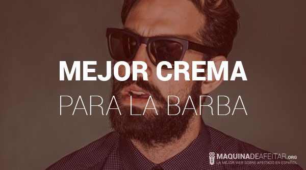 Crema para Barba