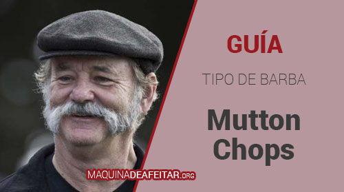 Barba Mutton Chops