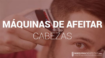 Máquina de Afeitar Cabezas