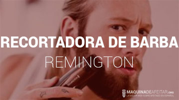 Recortadora de Barba Remington