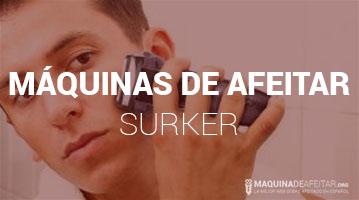 Máquina de Afeitar Surker